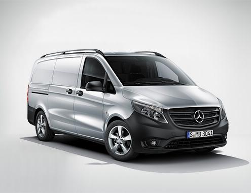 Mercedes-Benz-Vito-Langzeitmiete