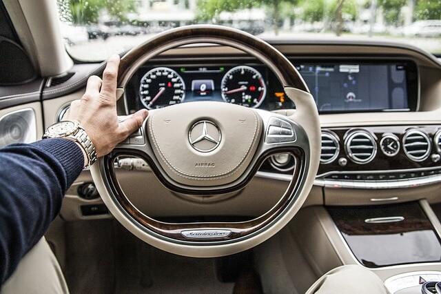 Mercedes-Benz-Langzeitmiete